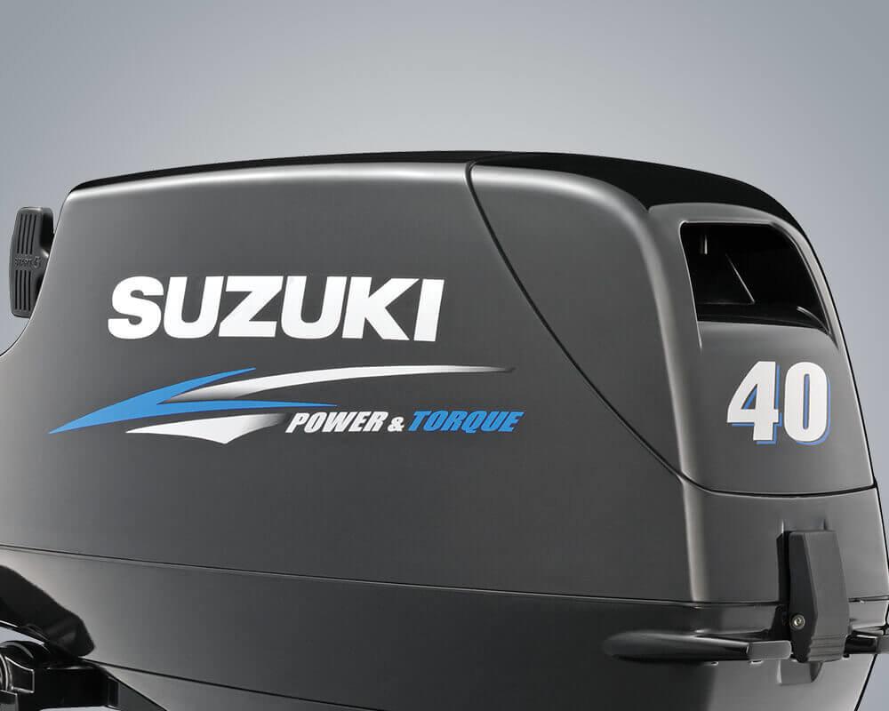 Suzuki DT40, Señor De Las 4 Décadas